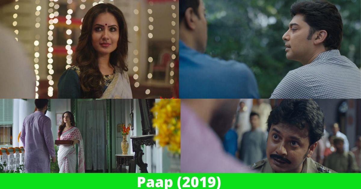 Bengali Hot Web Series Paap