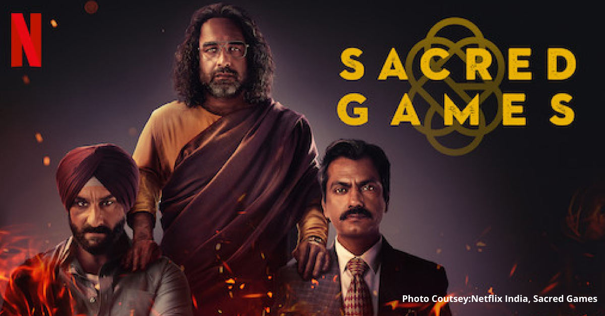 best web series hindi-Sacred Games