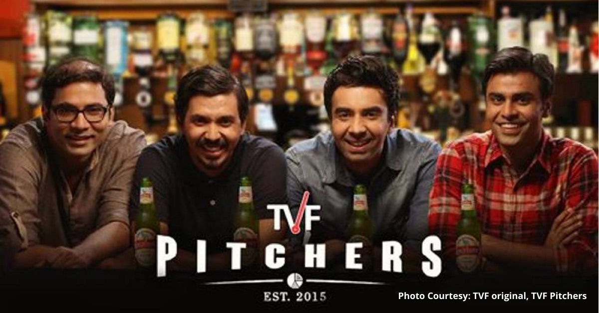 top web series -TVF Pitchers