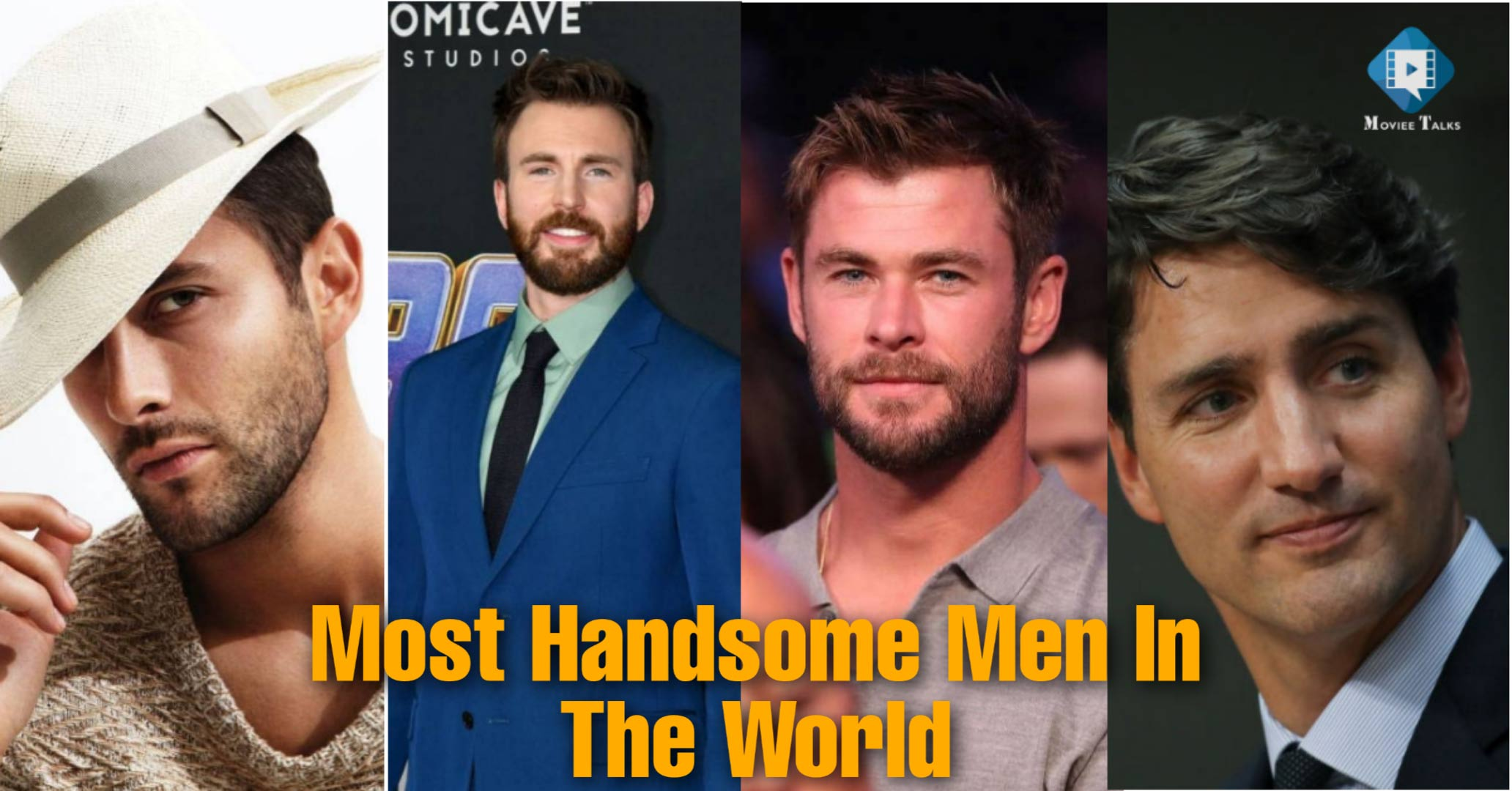 world's-handome-men