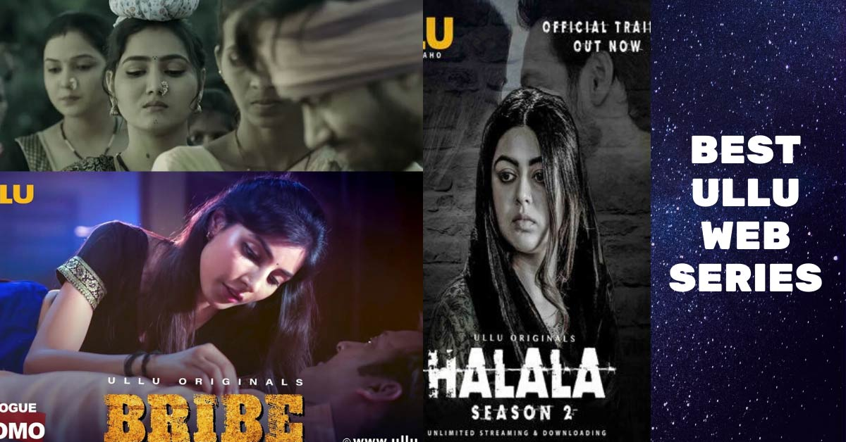 Best Ullu Web Series List