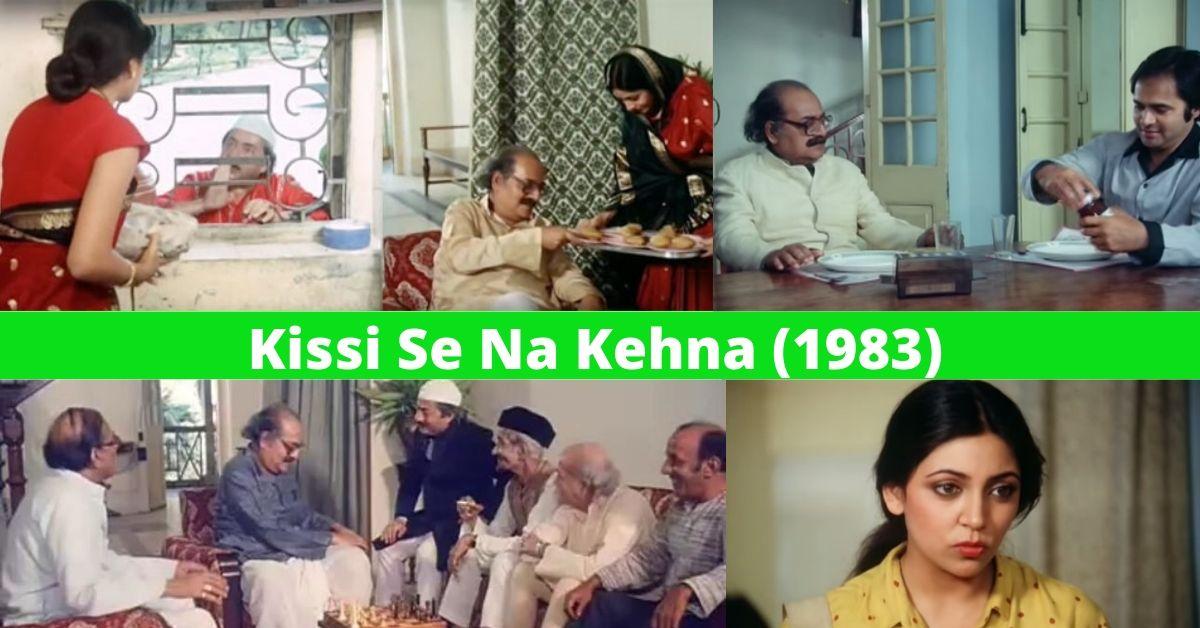 old hindi comedy movie Kissi Se Na Kehna