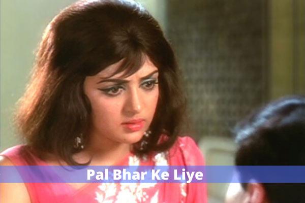 1970s song Pal Bhar Ke Liye
