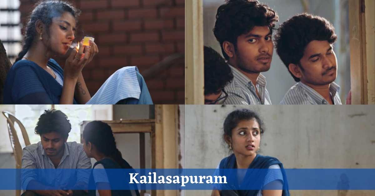 telugu web series Kailasapuram