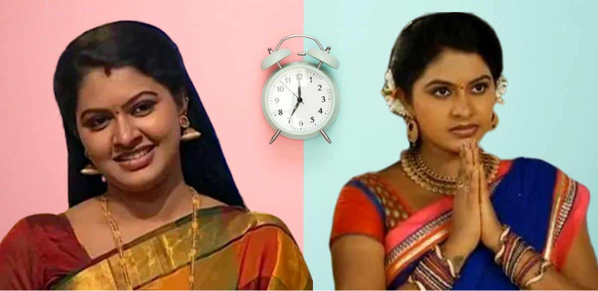 Top tamil TV serial actress Rachita-Rachu