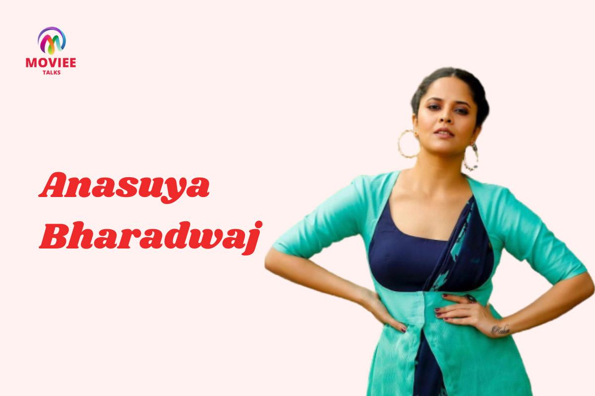 VJ Anasuya-Bharadwaj