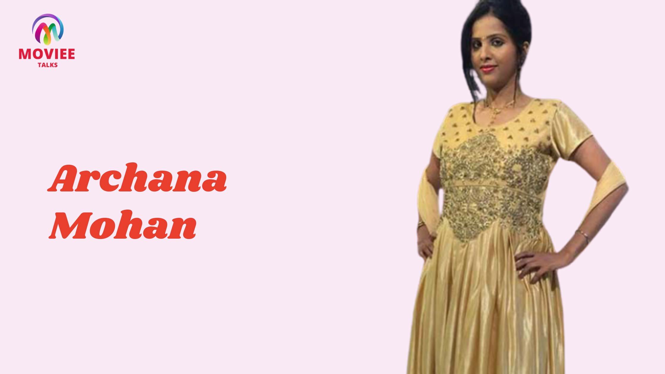 Archana-Mohan