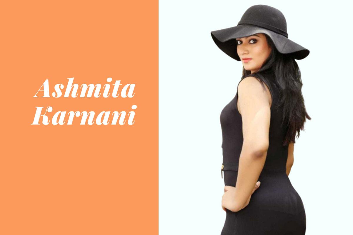 telugu serial actress Ashmita