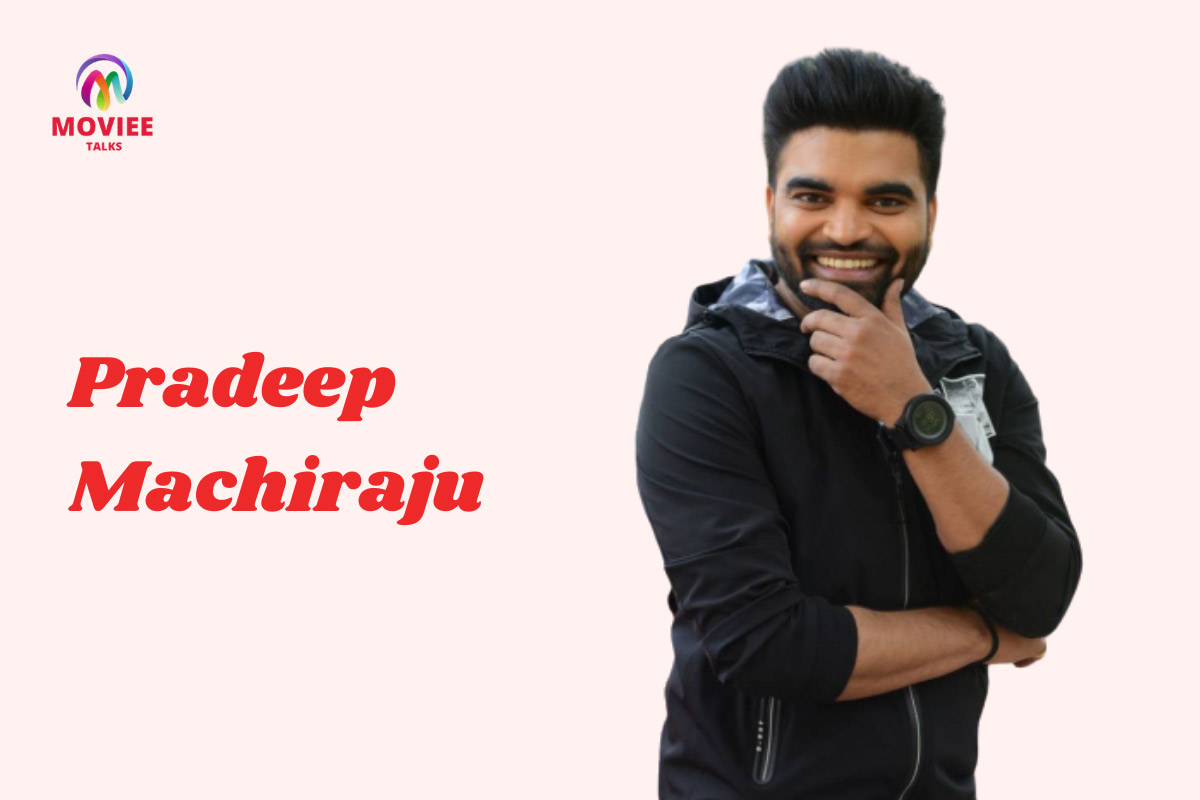 anchor Pradeep-Machiraju