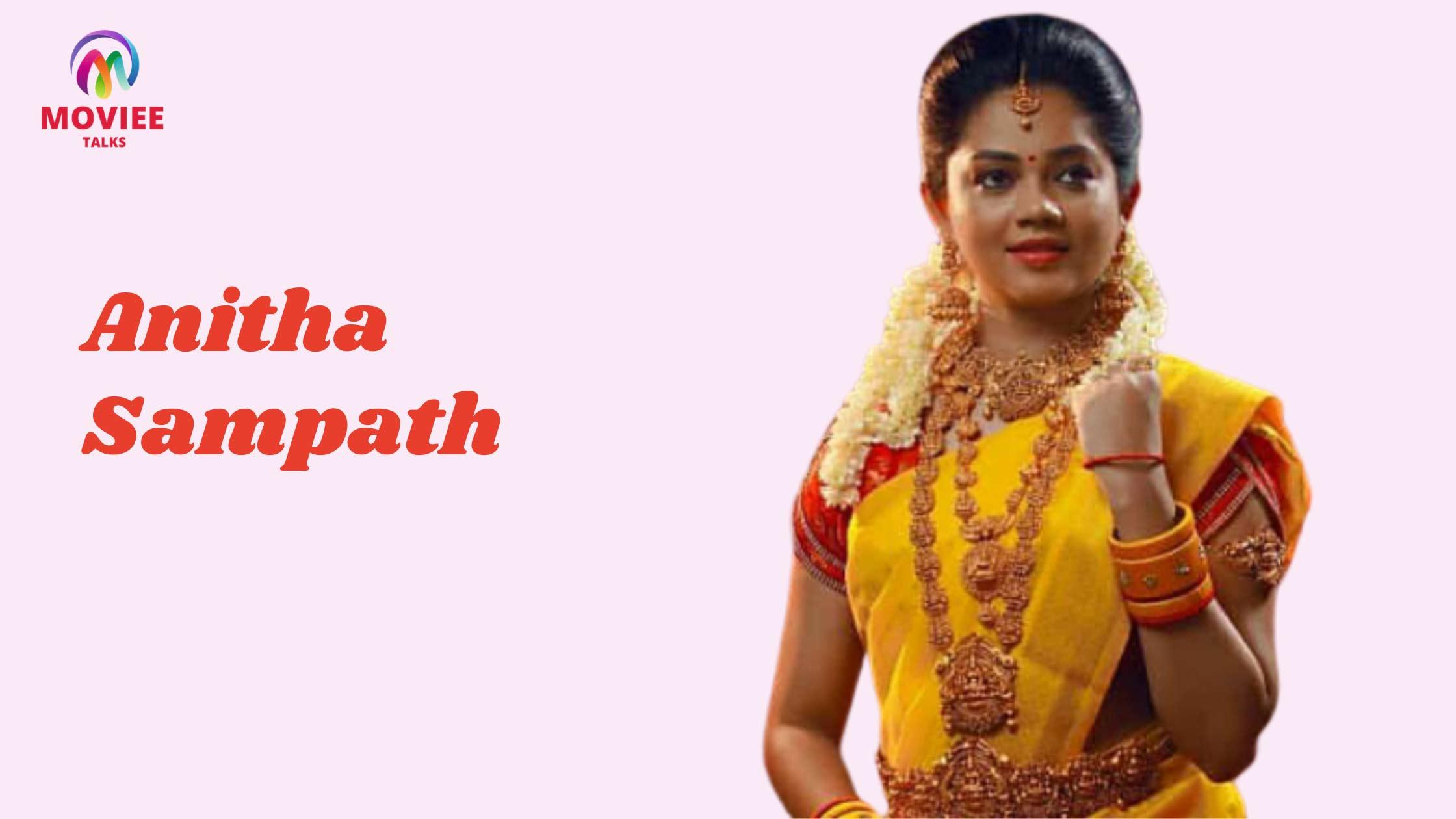 Tamil-anchor-Anitha-Sampath