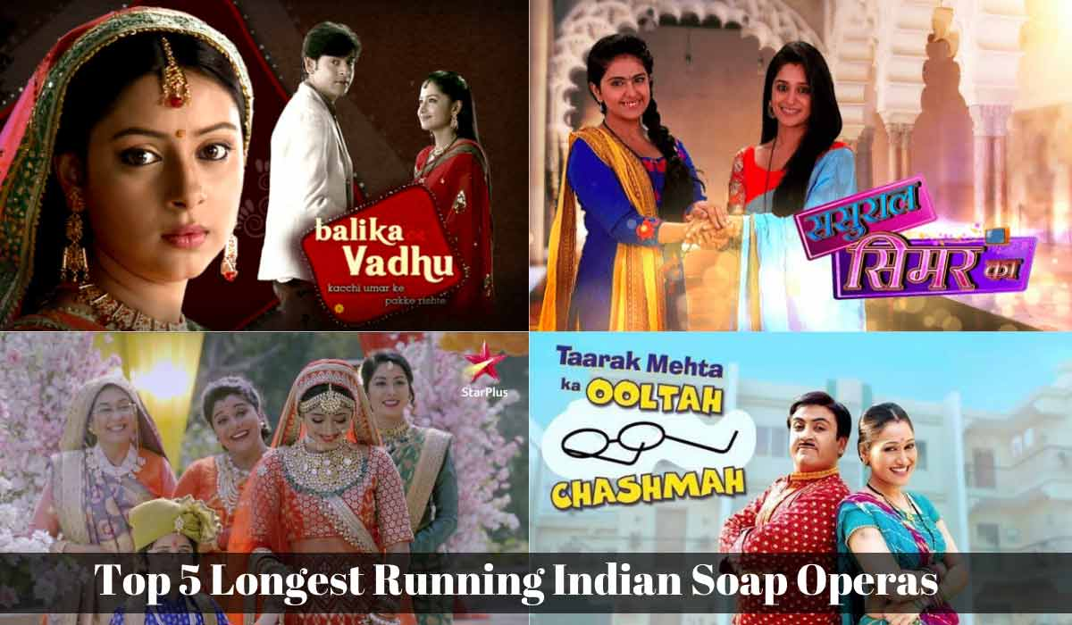 Soap Operas with the Most Episodes