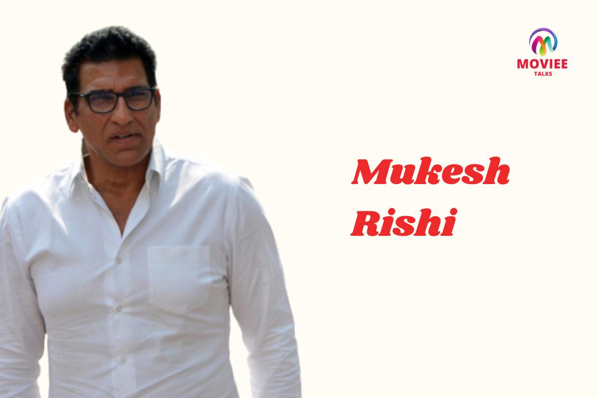 south indian villain Mukesh-Rishi