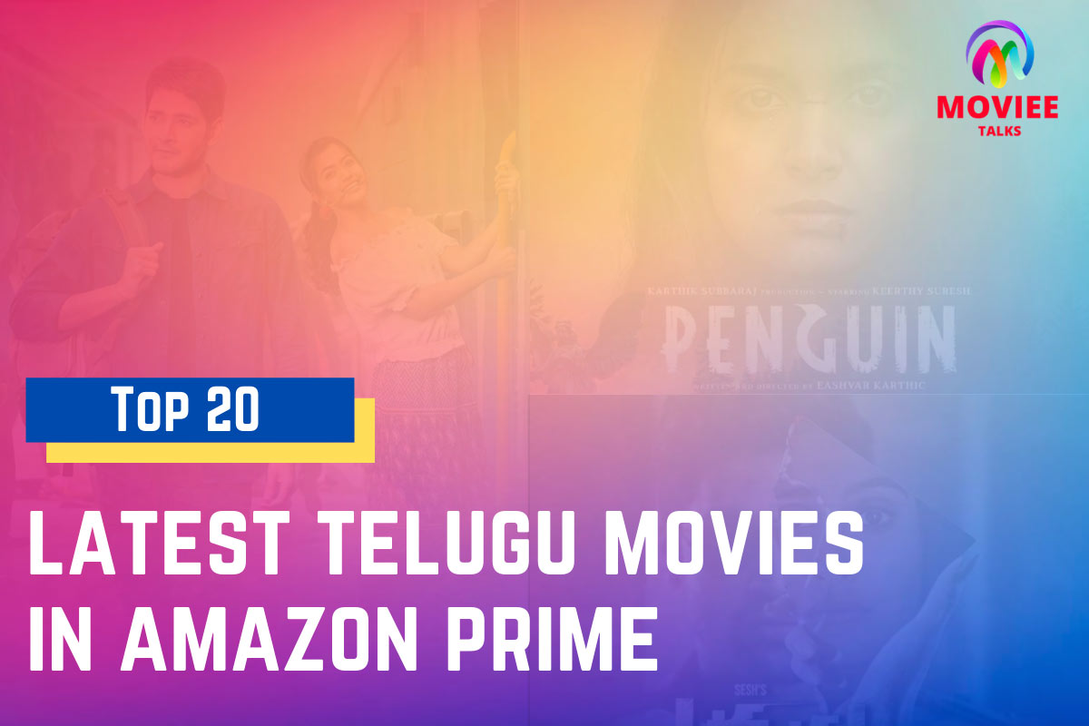 telugu movies on amazon prime