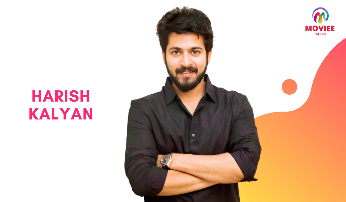new tamil actor Harish-Kalyan