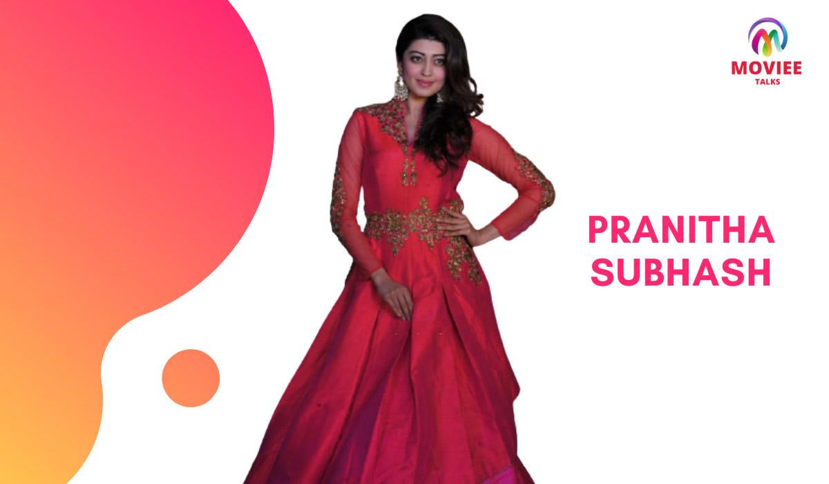 telugu heroine Pranitha-Subhash