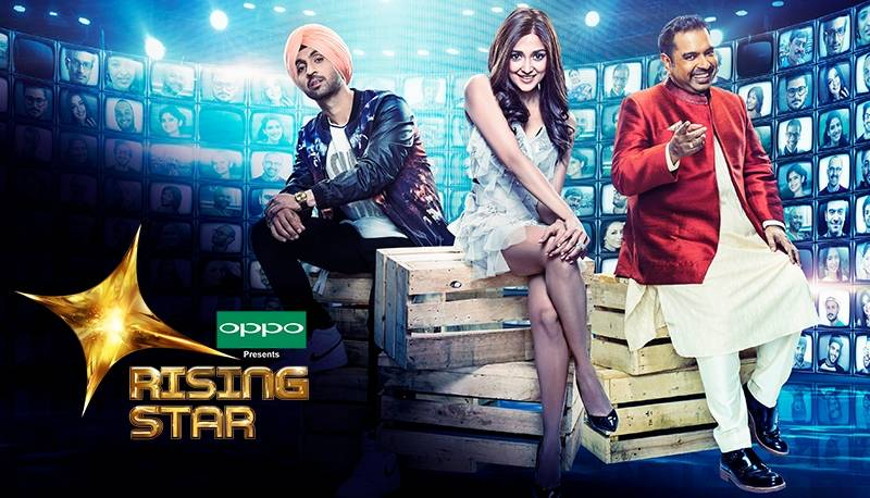 singing reality show rising star