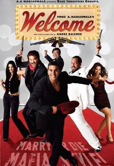 akshay kumar comedy film Welcome