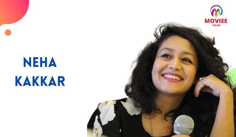 young female singer Neha-Kakkar