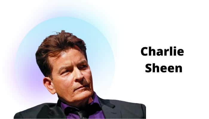 hollywood royalty Charlie-Sheen