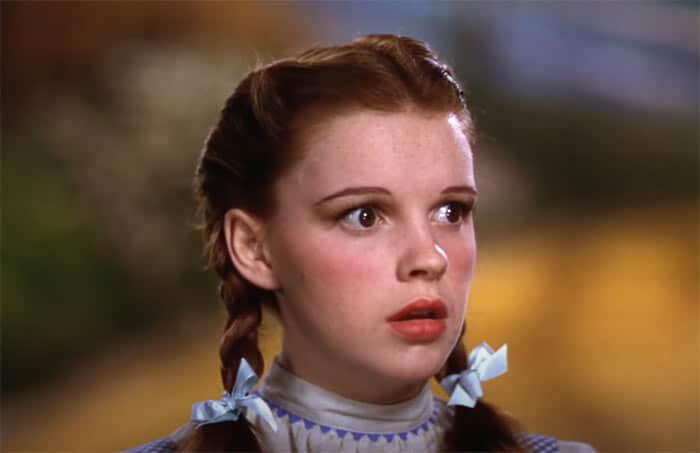 most referenced movie-The Wizard of Oz