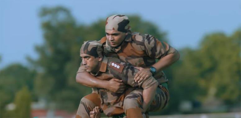 Jeet Ki Zid- army based web series in hindi